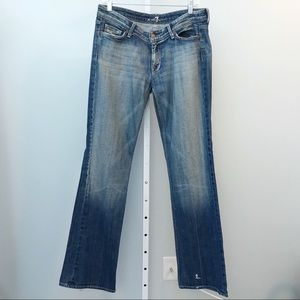 7 for All Mankind Size 30 Flynt Jeans